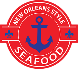 New Orleans Style Seafood Logo